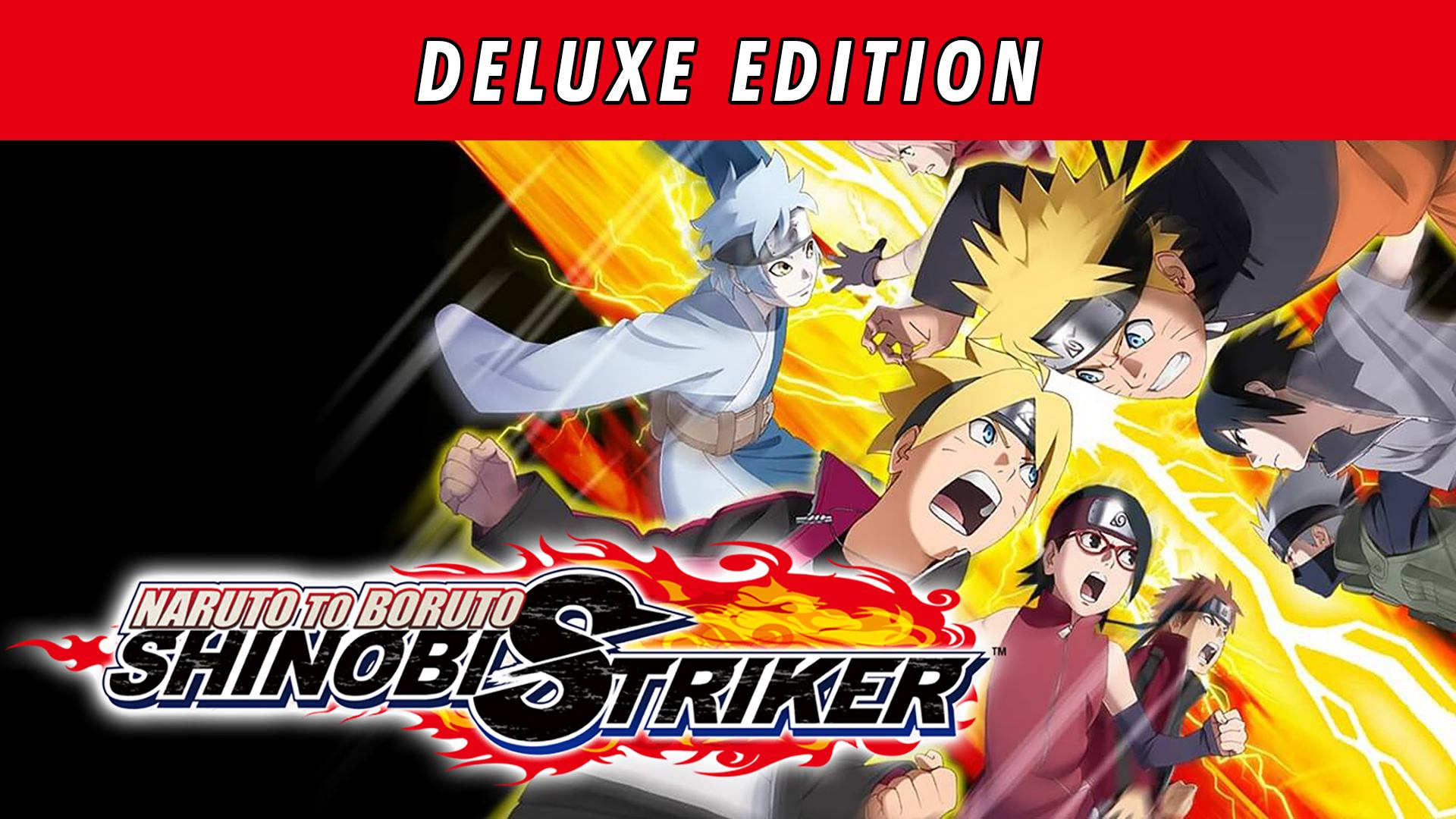 NARUTO TO BORUTO: SHINOBI STRIKER DELUXE EDITION | PC Steam Game