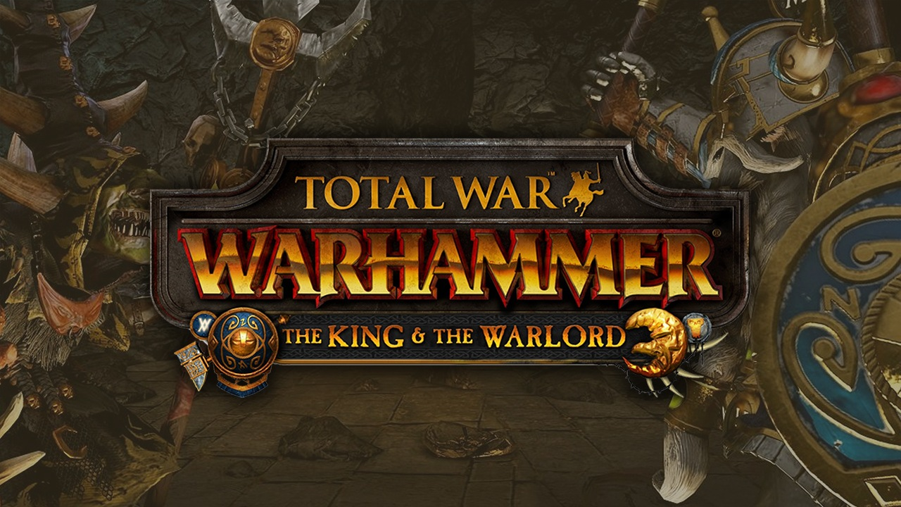 Total War: WARHAMMER - The King and the Warlord DLC | PC Steam
