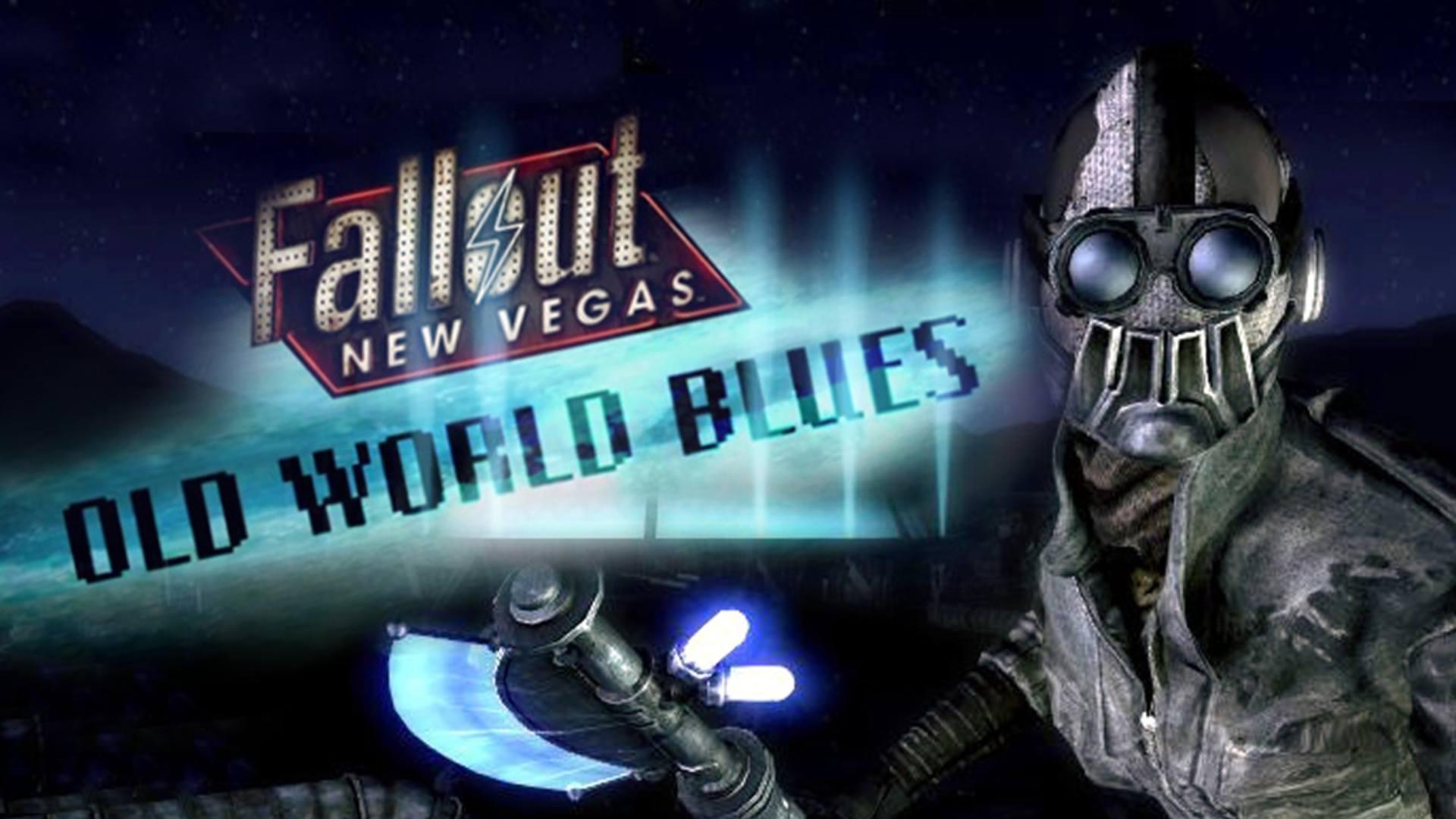 Fallout New Vegas Old World Blues Dlc Windows Steam