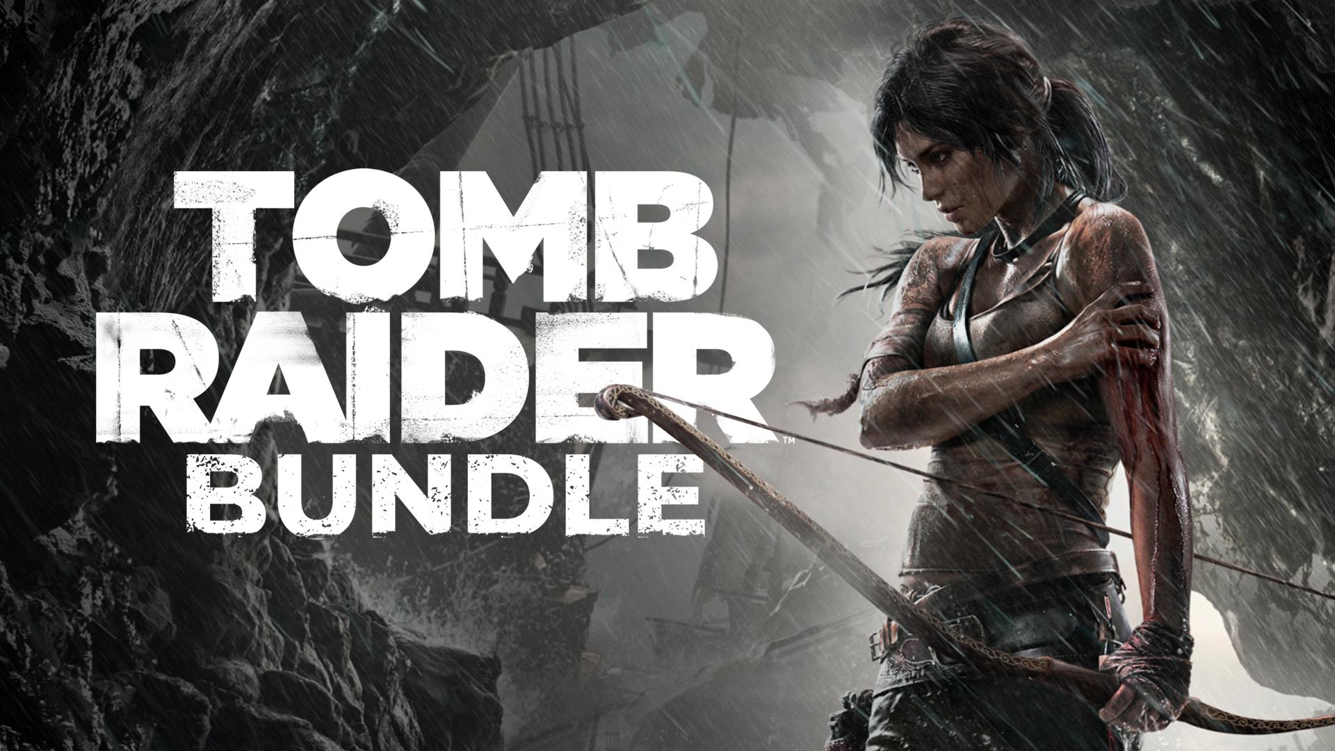 Tomb Raider Bundle Steam Game Bundle Fanatical