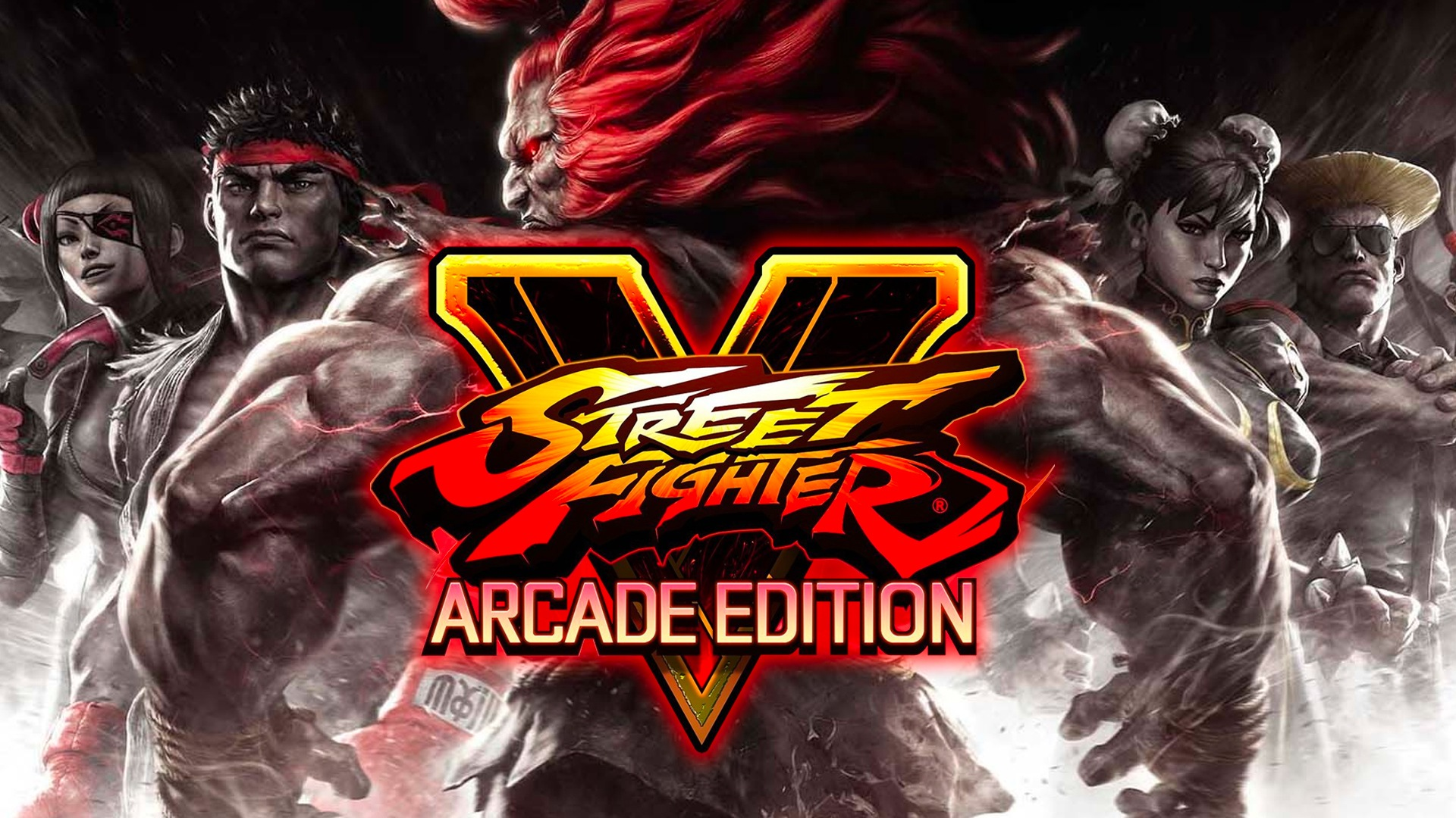 street fighter 5 arcade edition beginner characters
