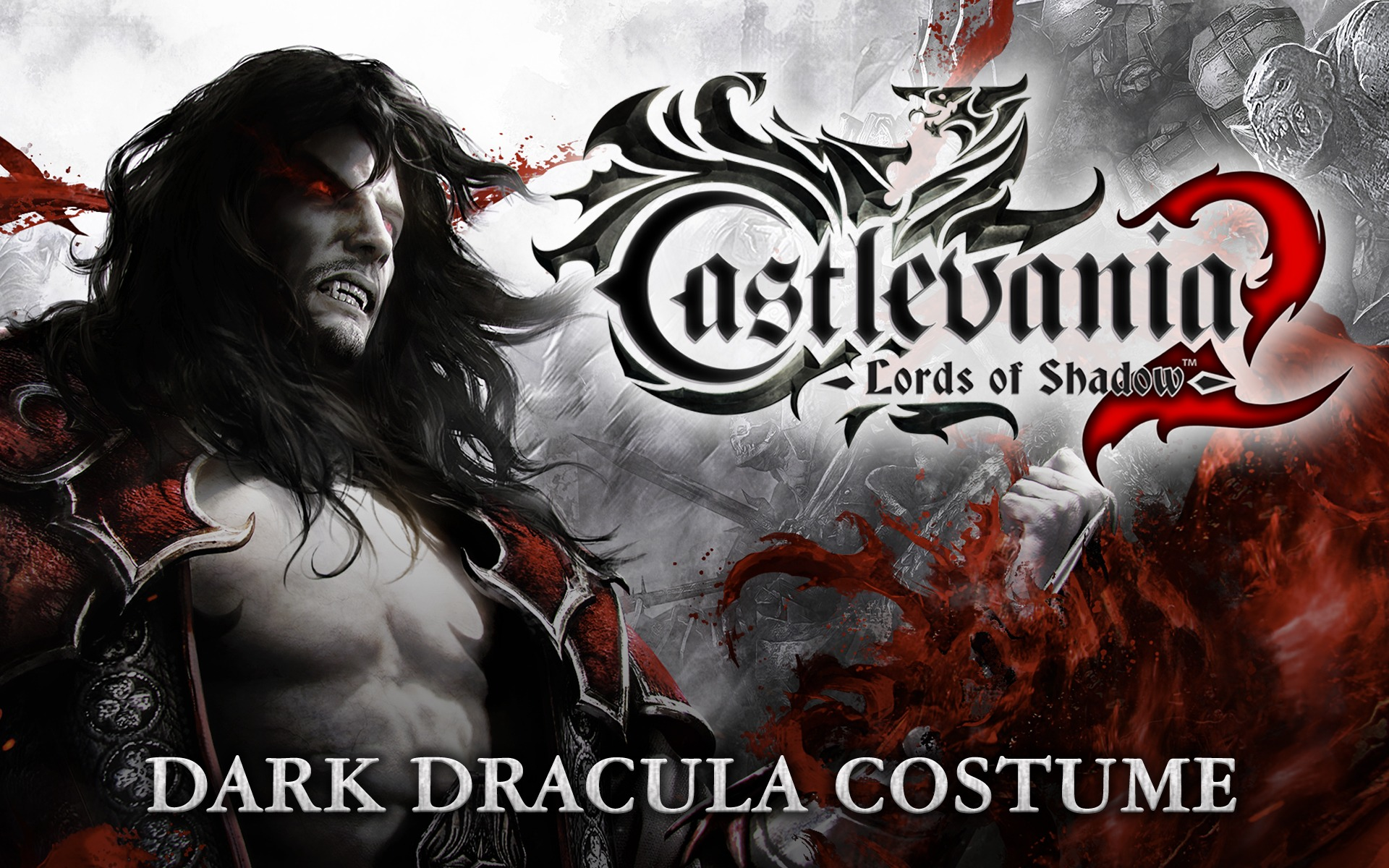 Castlevania: Lords of Shadow 2 - Armored Dracula Costume   PC ...