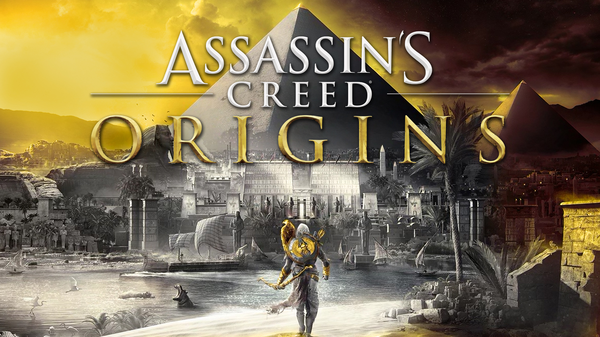 Assassin's Creed Origins - Gold Edition | PC Uplay Game
