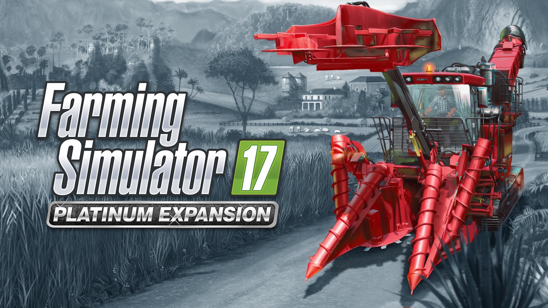 farming simulator 2017 dlc platinum edition
