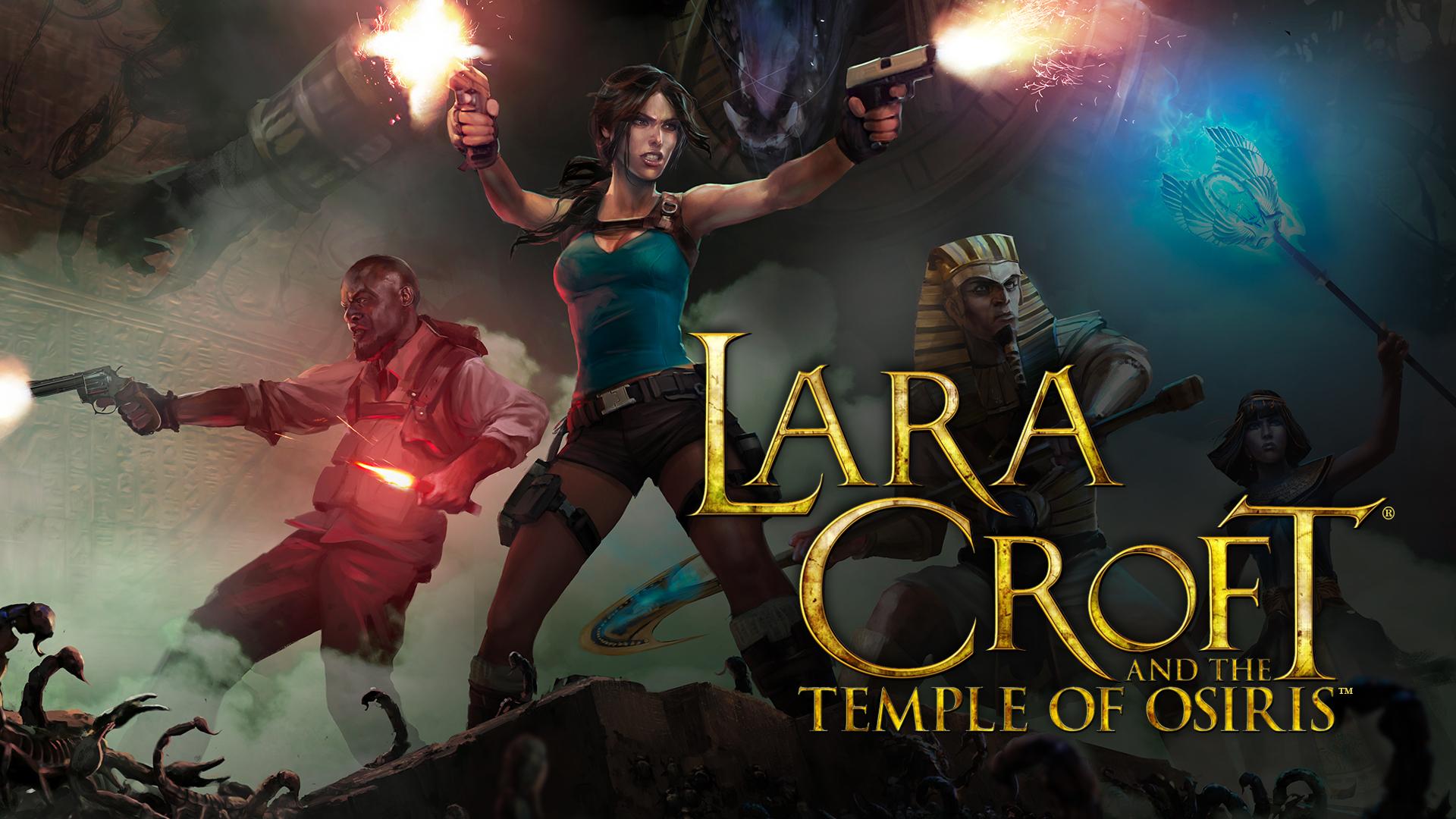 "Картинки по запросу ""Lara Croft and the Temple of Osiris"""