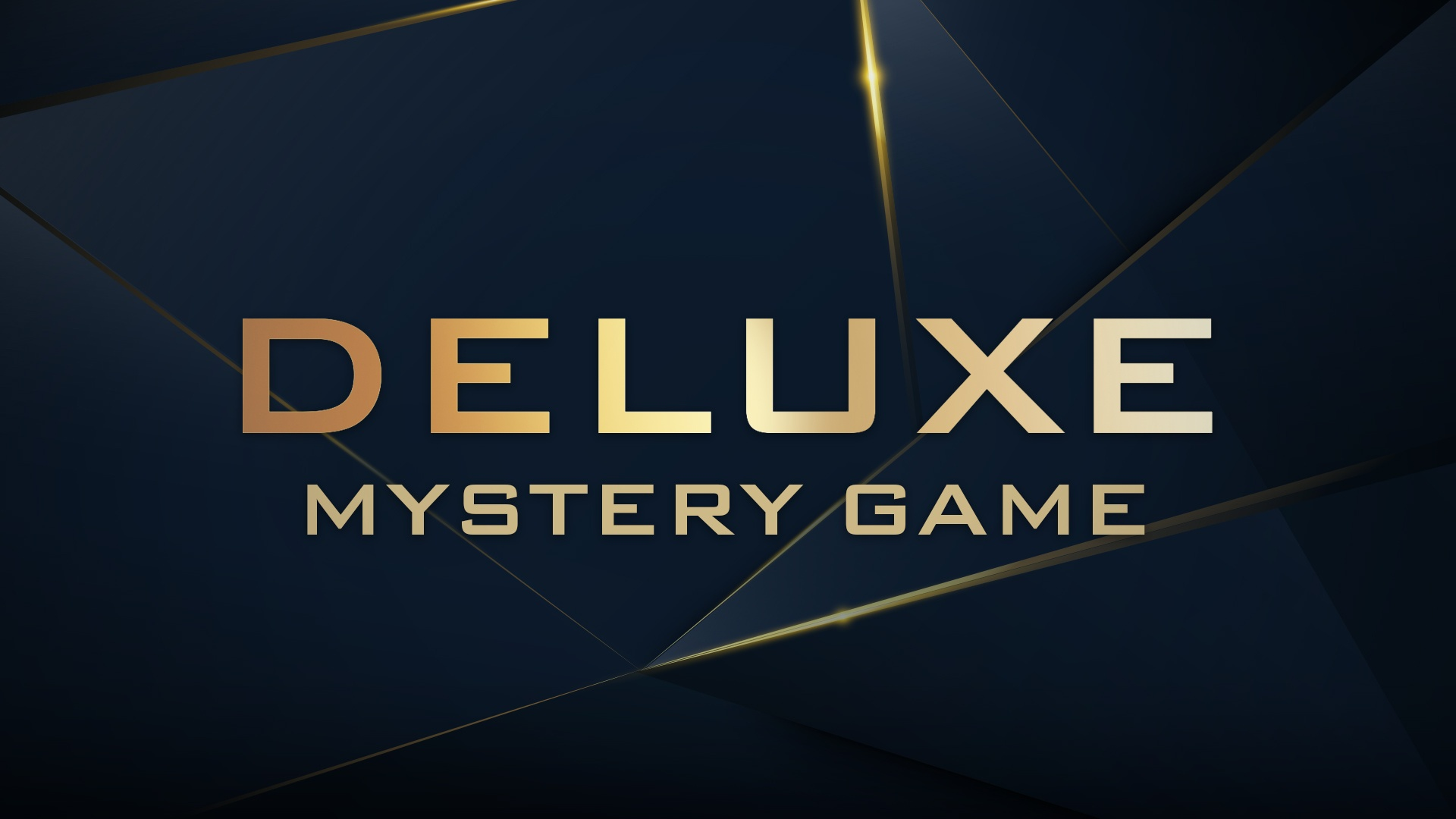 Deluxe Mystery Game | Steam Game Bundle | Fanatical