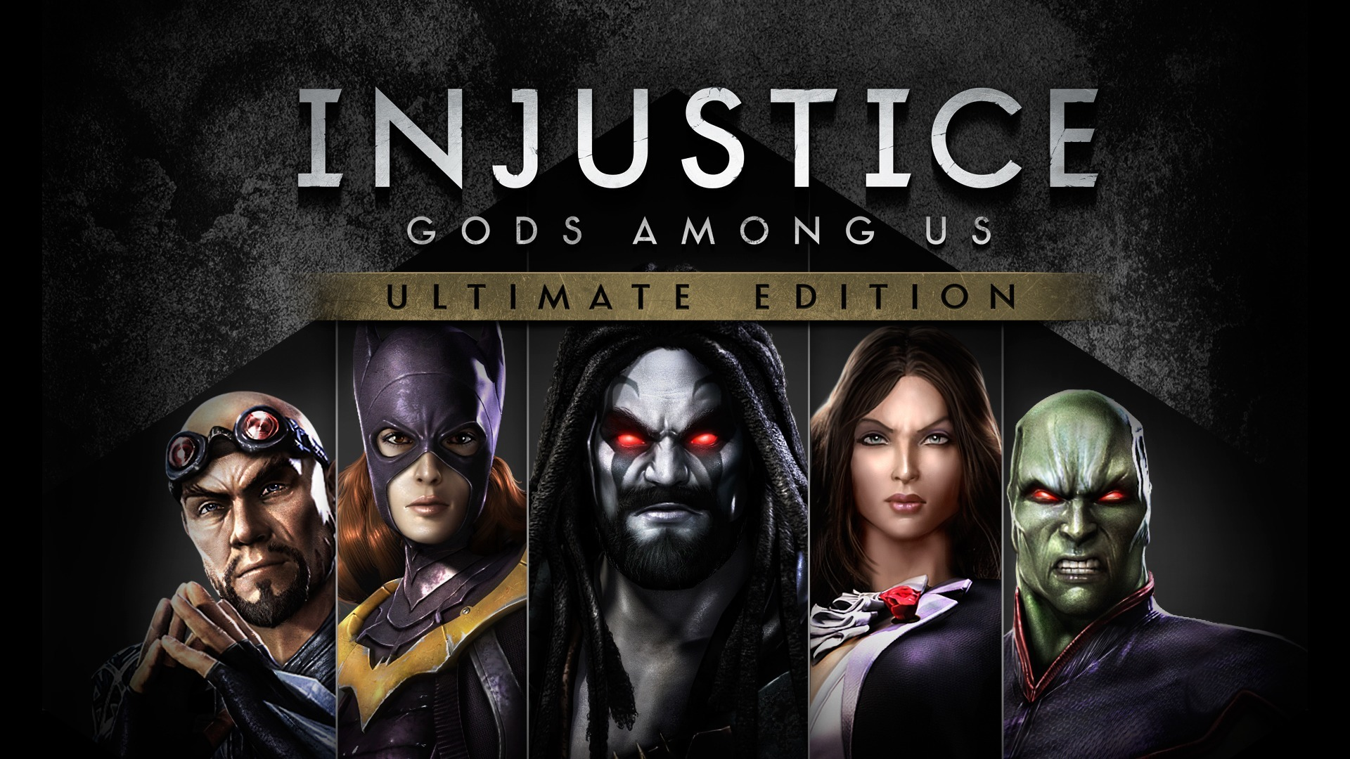 Injustice: Gods Among Us Ultimate Edition | PC Steam Game ...