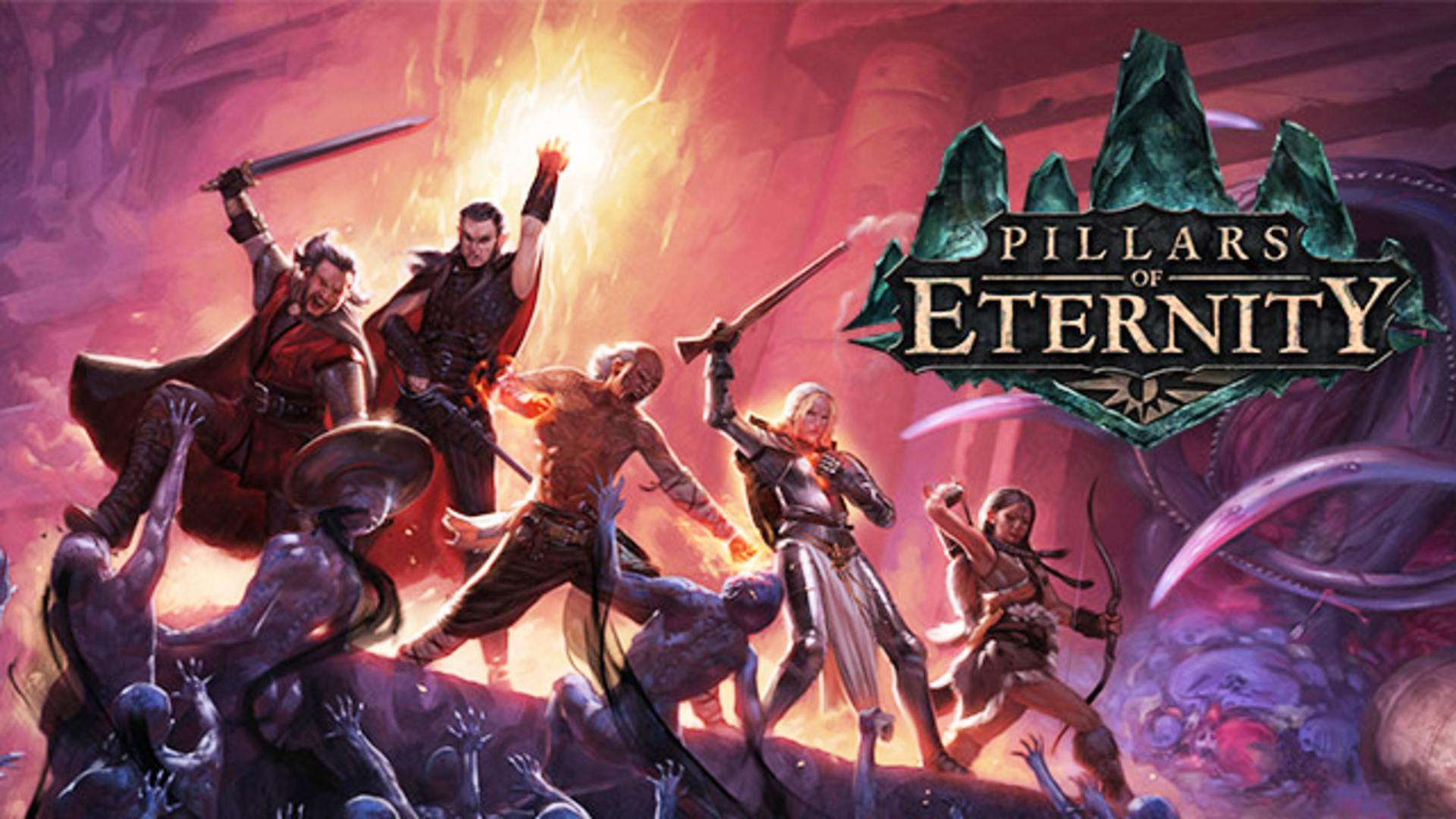 Pillars of Eternity - Hero Edition | Linux Mac PC Steam Game
