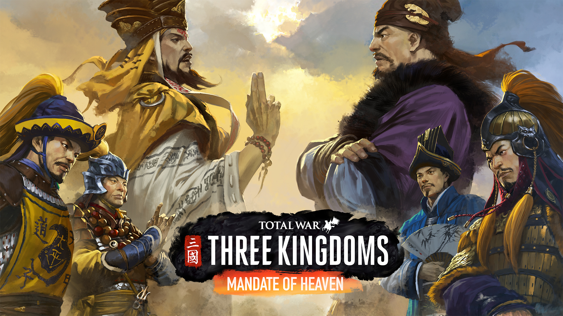 Total War Three Kingdoms Mandate Of Heaven Pc Steam