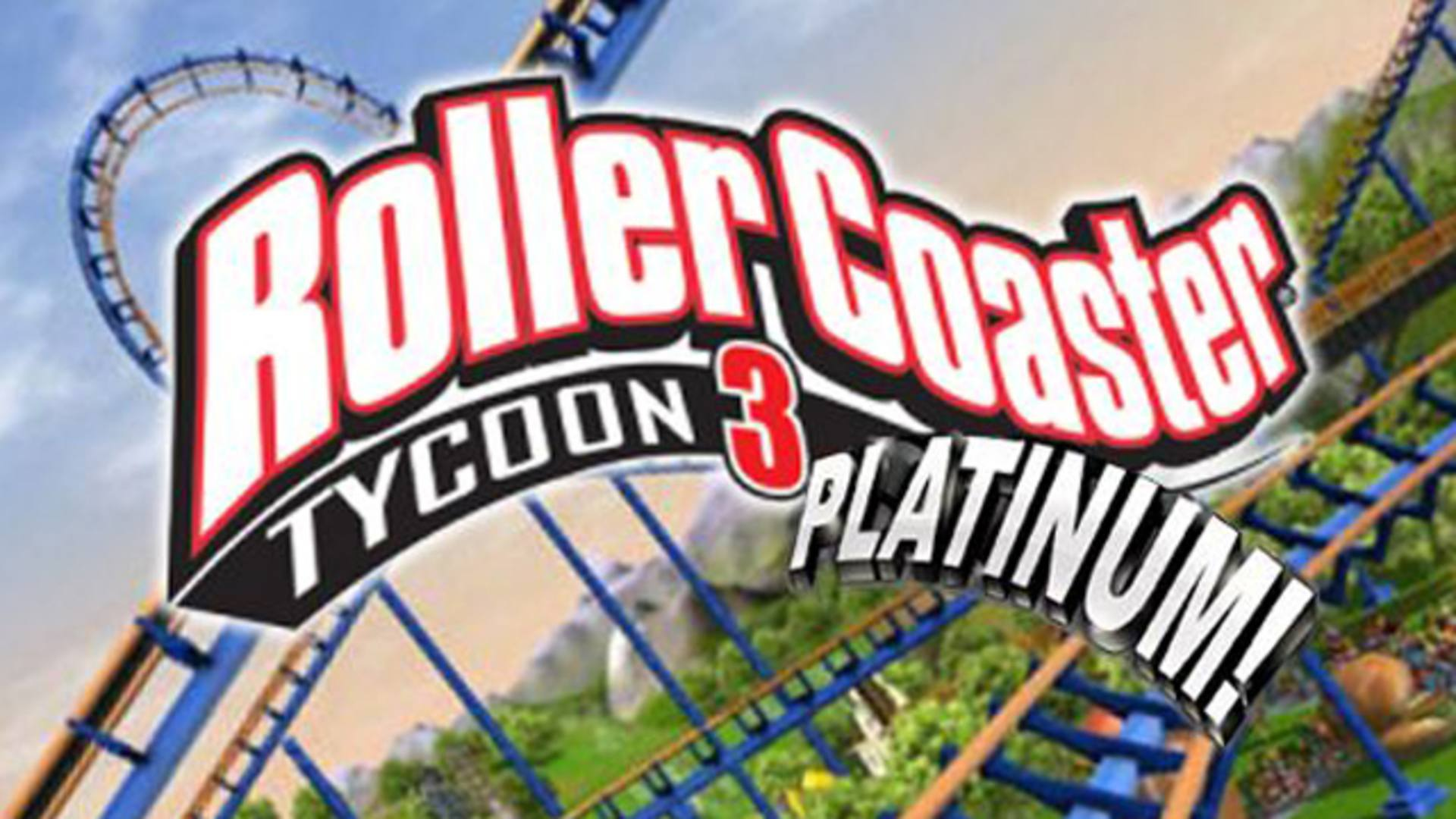 Image result for Roller Coaster Tycoon 3 Platinum