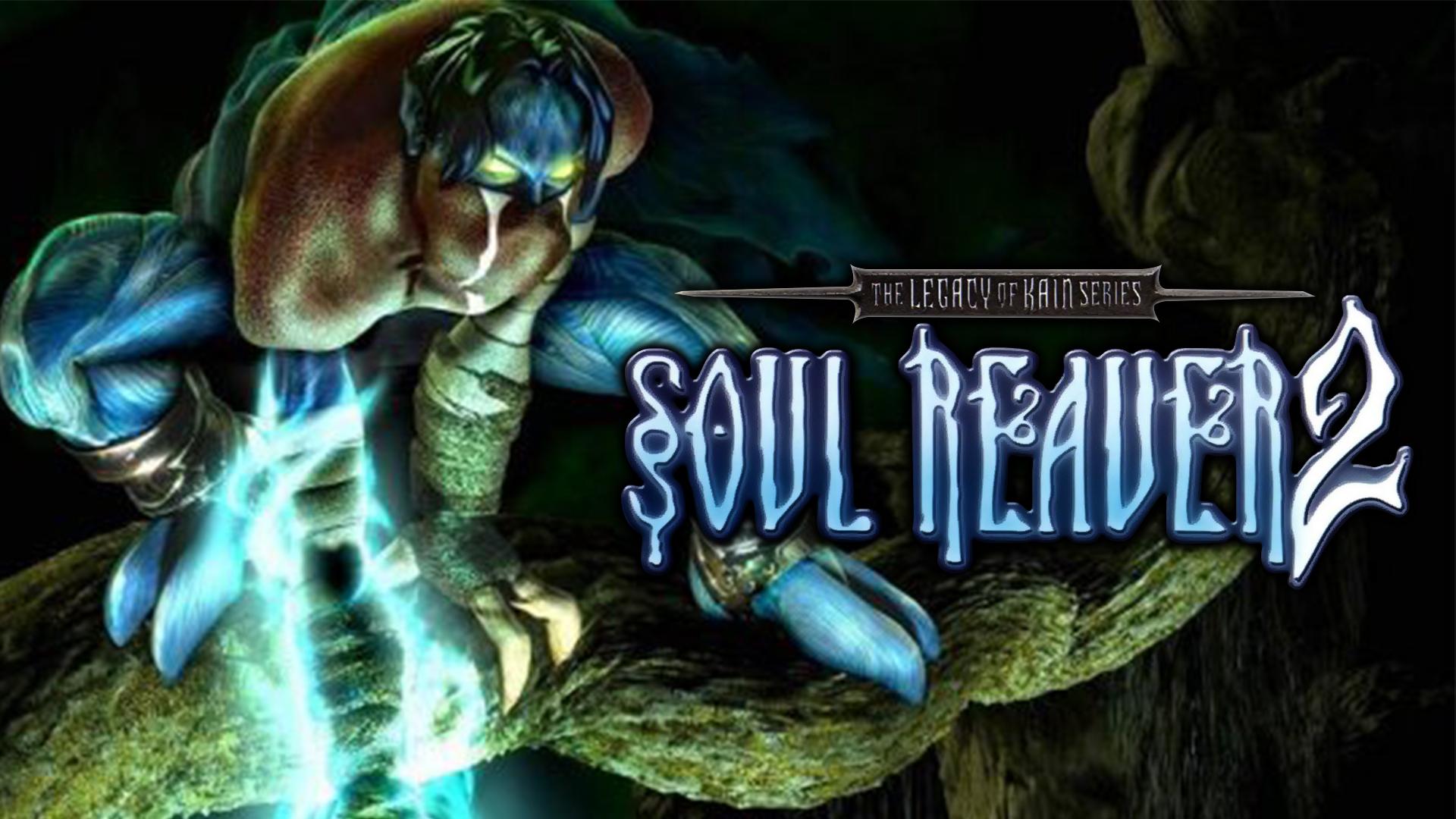 LEGACY OF KAIN SOUL REAVER 2 (PC)
