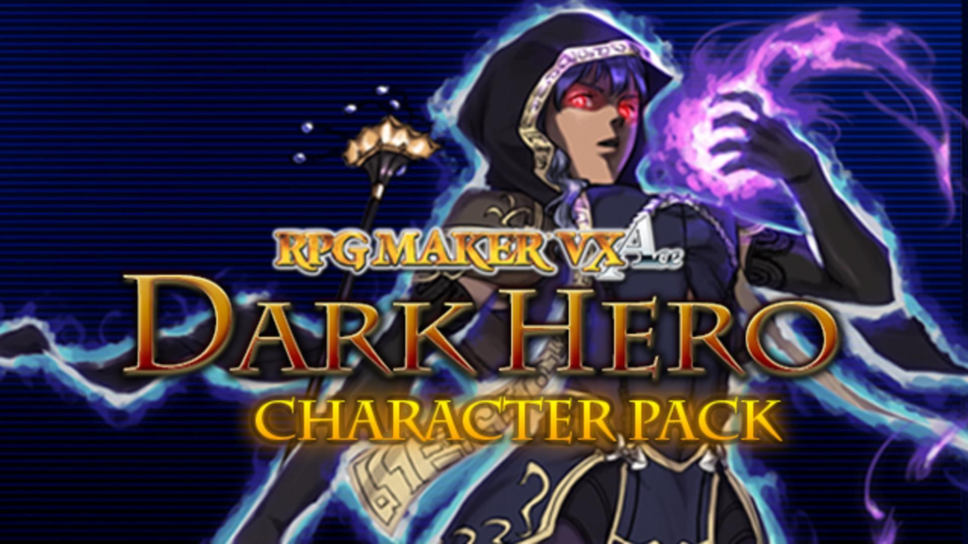 RPG Maker: Dark Hero Character Pack DLC | PC Steam