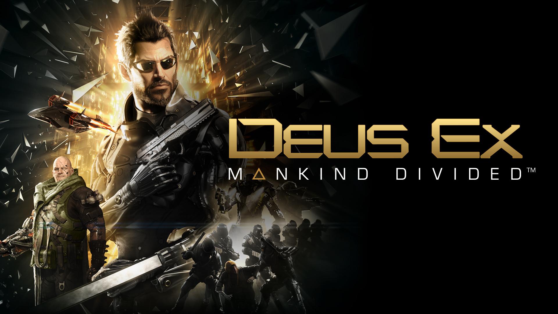 Deus Ex: Mankind Divided | PC Steam oyun | Fanatical