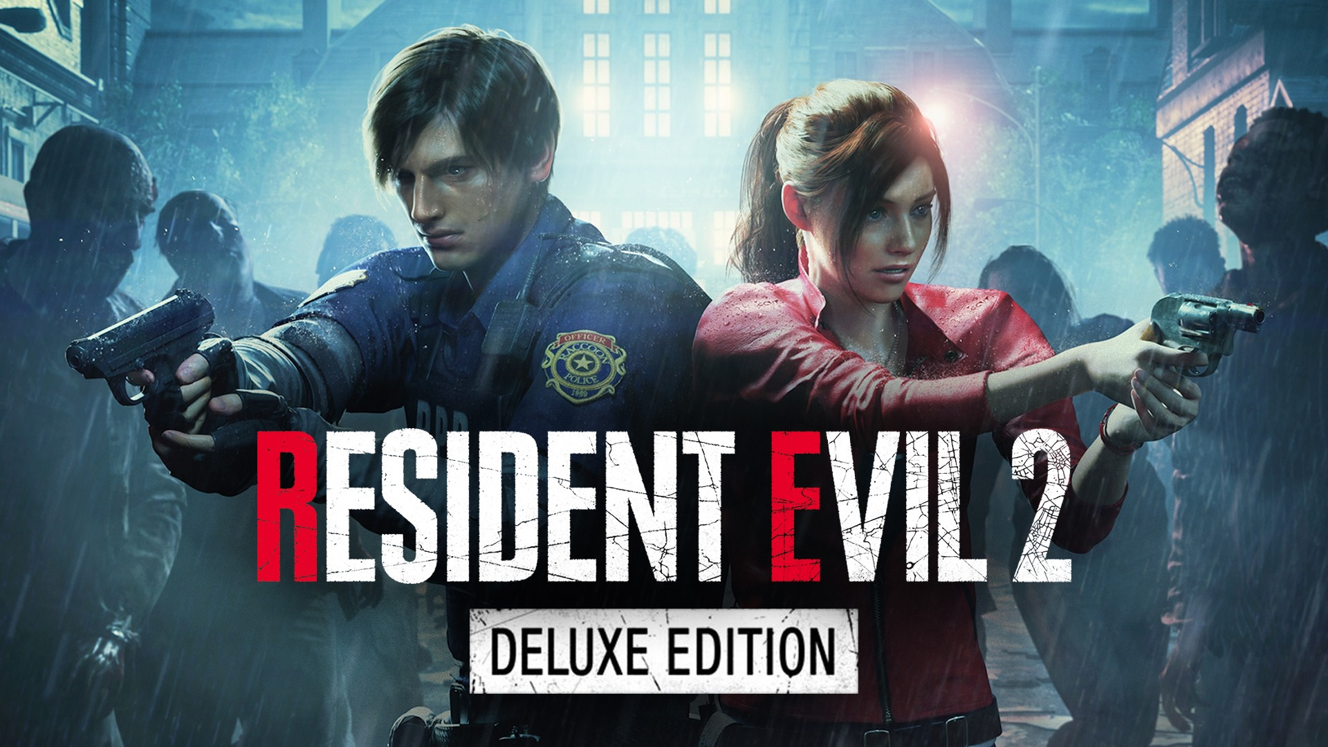 RESIDENT EVIL 2 / BIOHAZARD RE:2 - Deluxe Edition | PC Steam Game