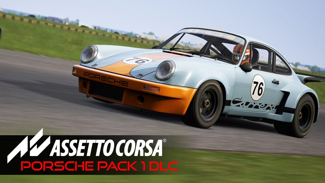 Assetto Corsa - Porsche Pack I | PC Steam Zawartość do