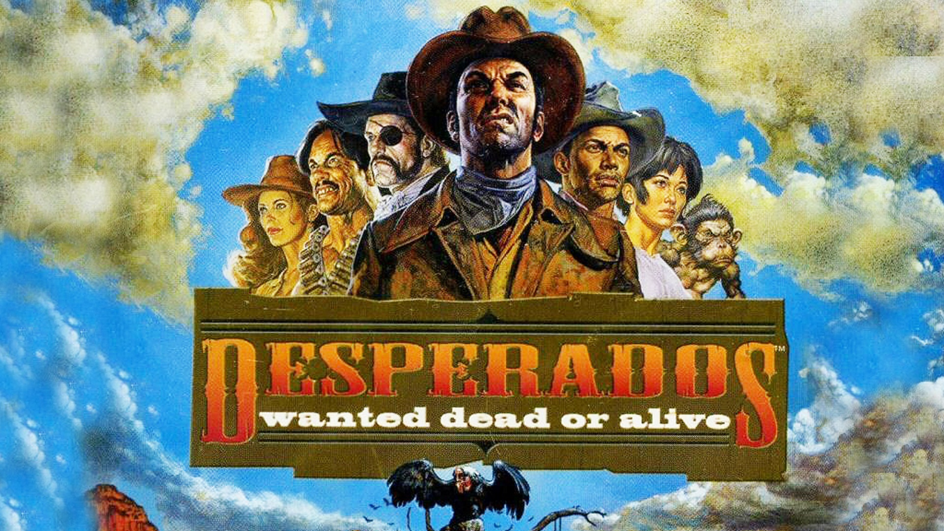 Desperados Wanted Dead Or Alive Pc Steam Game Fanatical