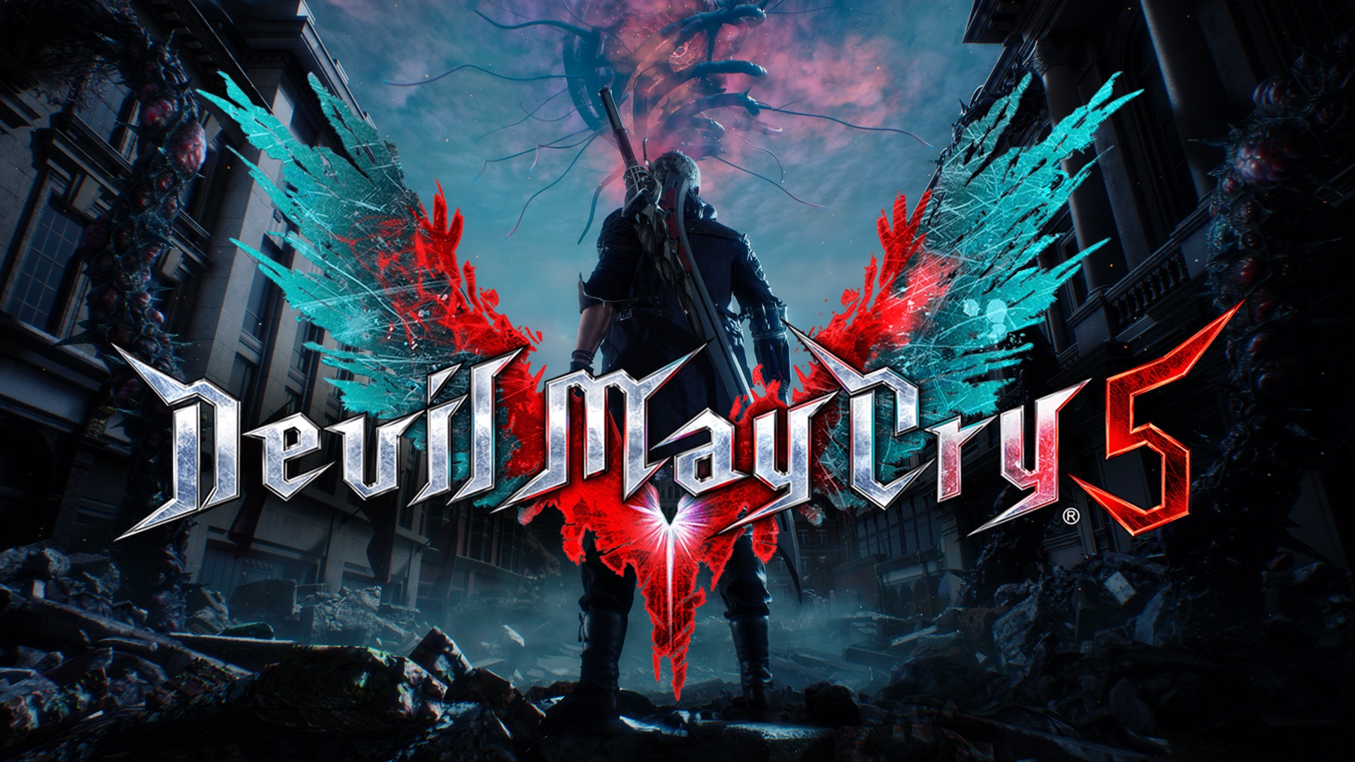 Devil May Cry 5 Pc Steam Game Fanatical