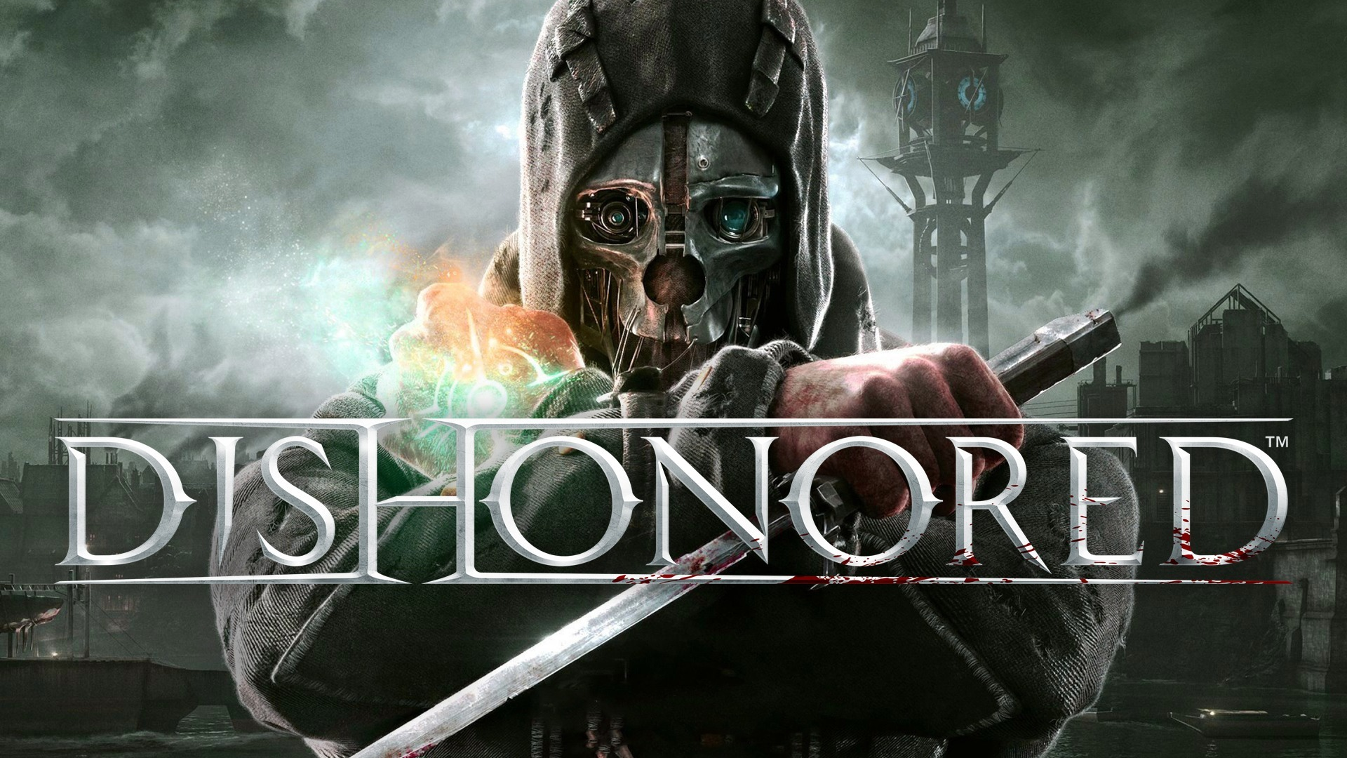 Dishonored   PC Steam Game   Fanatical